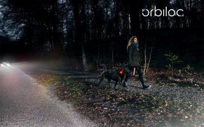 Orbiloc – Robuste sikkerhedslygter til dig og din hund